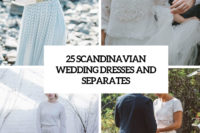 25 scandinavian wedding dresses and separates cover