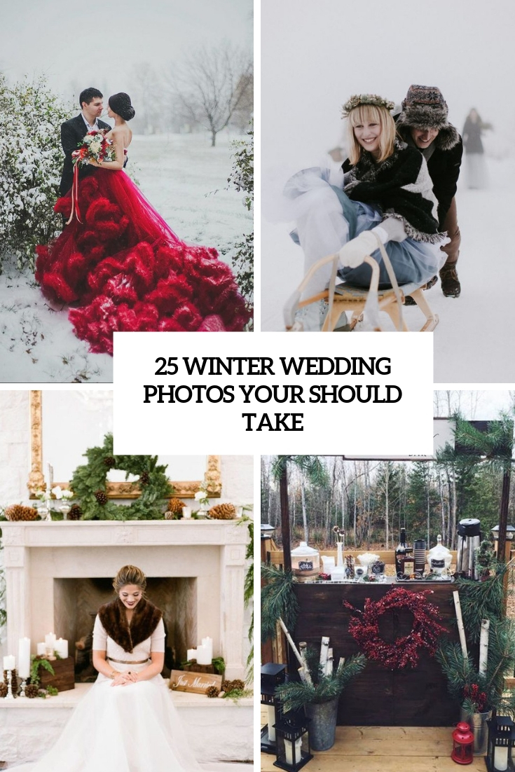winter wedding photos you should take cover