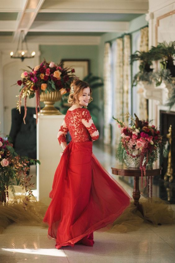 The Best Wedding Outfit And Style Ideas Of November 2018