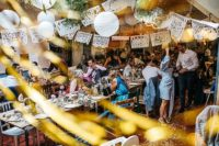 10 Everyone had much fun at the wedding, and informal ambience helped with that