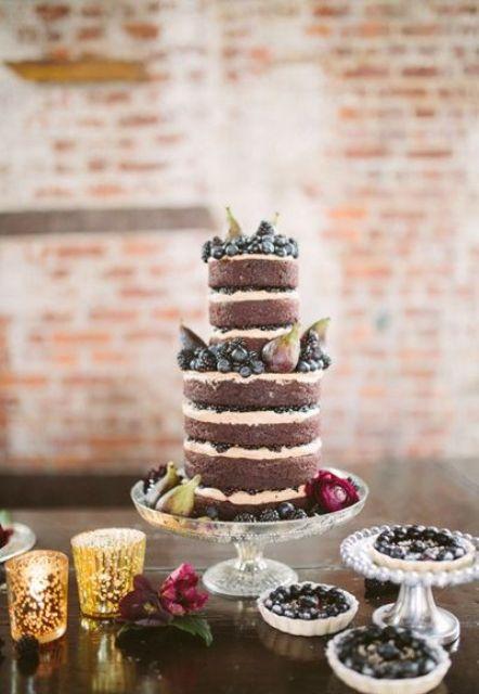 25 Beautiful And Tasty Vegan Wedding Cakes Weddingomania