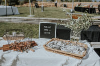 DIY wedding favours are always awesome