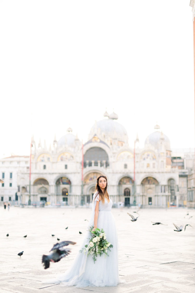 What a beautiful shot in Piazza San Marco