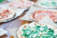 15 choose and serve all your favorite pizza types to make your guests happy and your catering more personalized