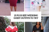 25 plus size wedding guest outfits to try cover