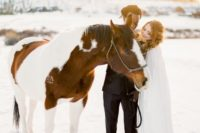 11 Take pics with cute horses