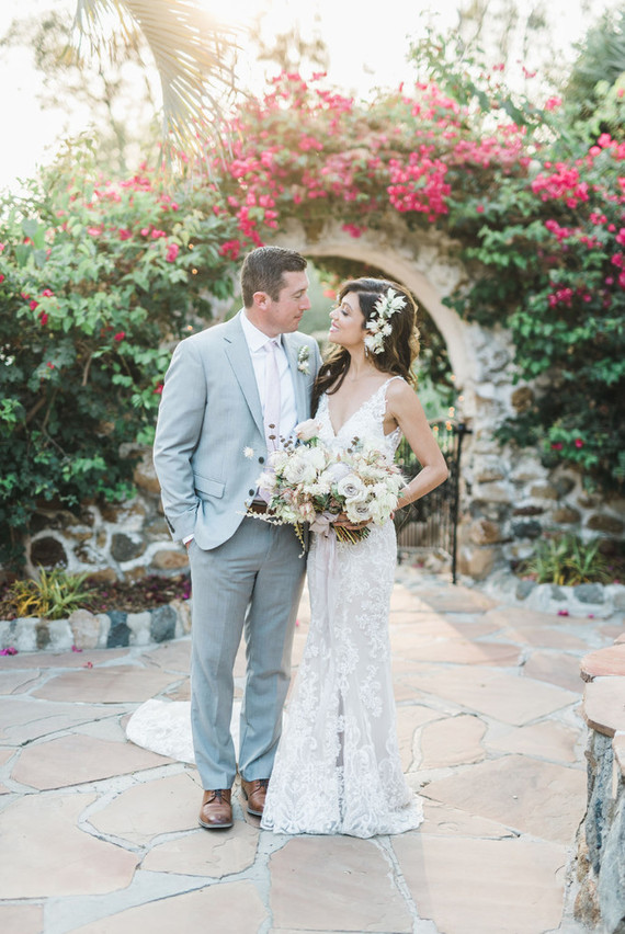 Neutral Mexican Wedding Inspired By Spanish Romanticism