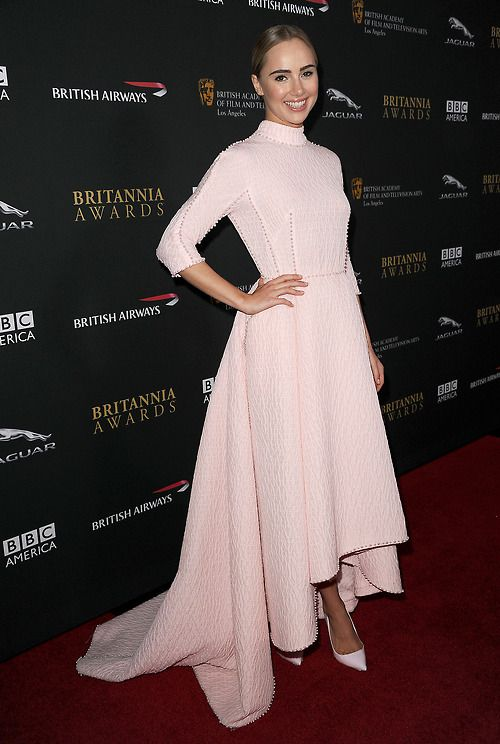 attends the BAFTA Los Angeles Britannia Awards at The Beverly Hilton Hotel on November 9, 2013 in Beverly Hills, California.