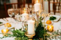 02 bring some cool candle holders you like to your reception to decorate the tables or make centerpieces