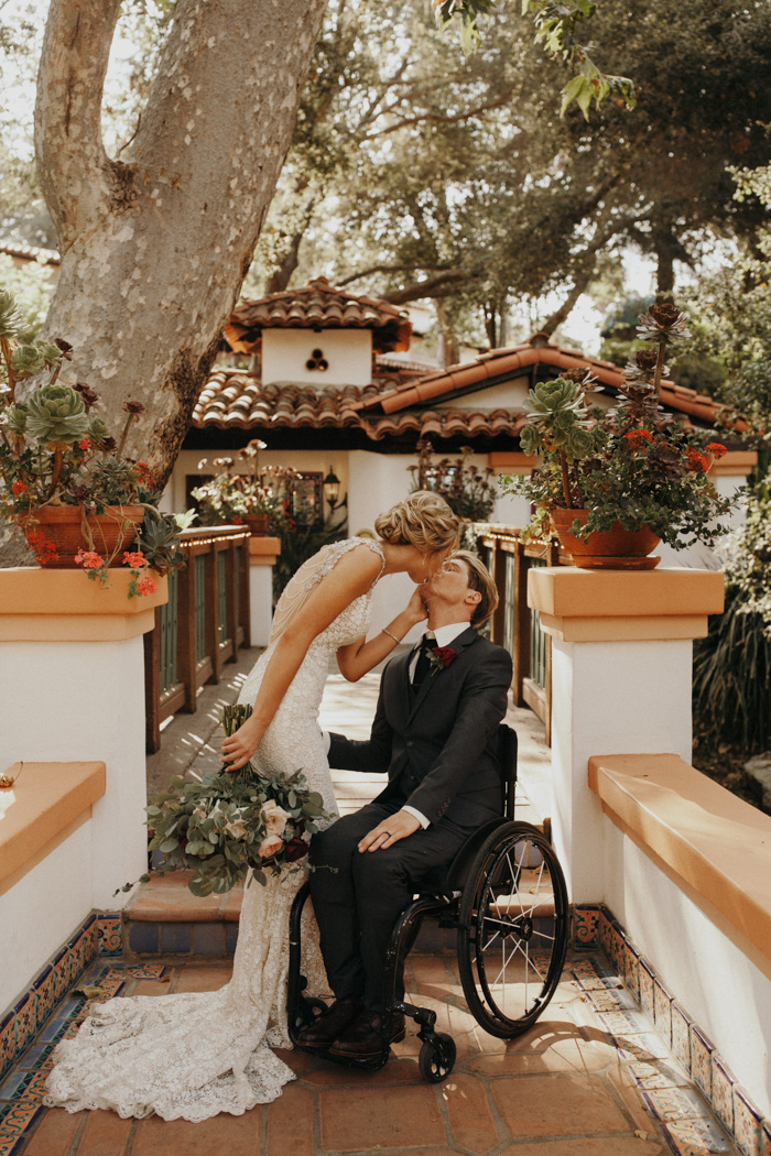 This couple went for a Moroccan glam wedding with a gypsy feel and it was gorgeous