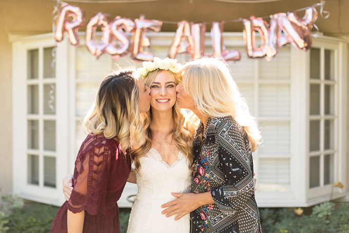 What a chic and amazing bridal shower in the shades of pink