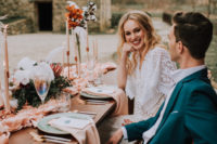 11 What a gorgeous wedding and what lush florals