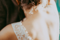 bridal hairstyle with pretty hairstyles