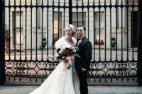 10 All the NYC beauty and luxury were presented at this wedding