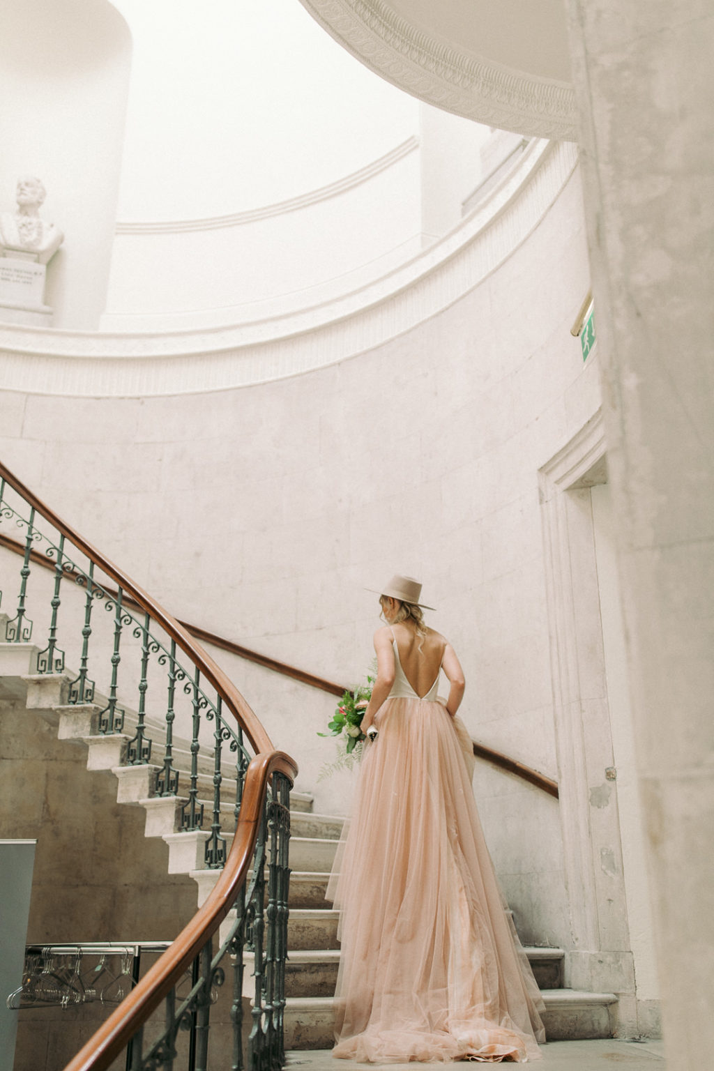 The city hall in Dublin is amazing for tying the knot, and you can have great portraits there