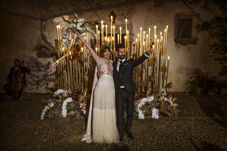 Whimsical Modern Wedding In Mallorca