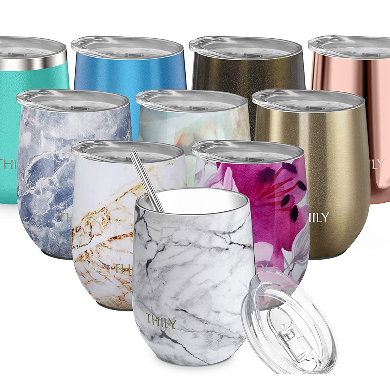 wine tumblers are amazing for a bachelorette party and can be used at once during it for having wine
