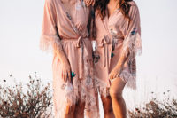 10 chic robes are amazing for wearing them at the party and after it, too