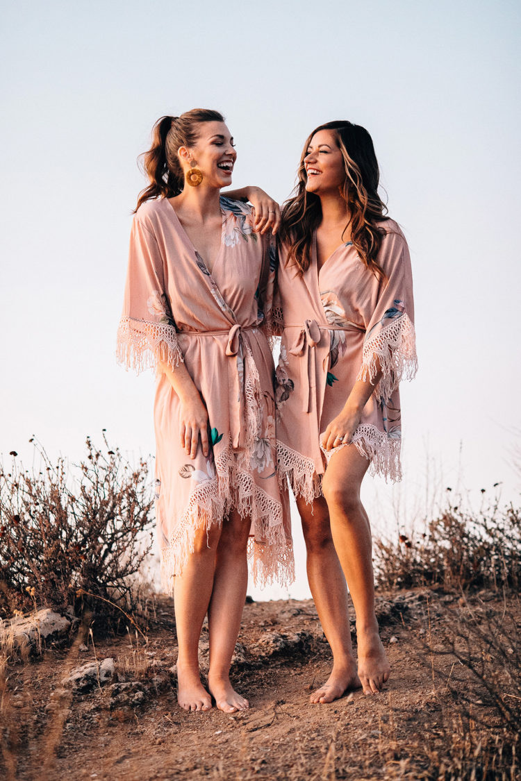 chic robes are amazing for wearing them at the party and after it, too