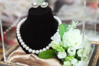 12 put all your wedding jewelry in one place to avoid looking for these or those pieces and have them altogether