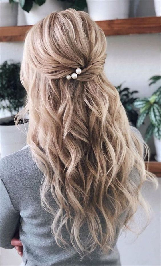 try your wedding hair if the hairstyle isn't that difficult to make