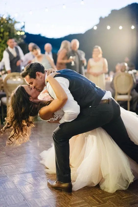 practice your first dance at home or even any other dances you like much