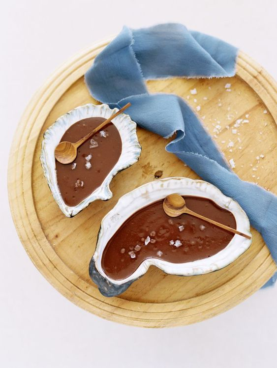 enjoy delicious desserts and chocolate that you can cook yourself during the bachelorette