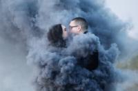 11 Smoke bombs love
