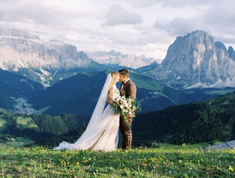 Personalized Fairytale Destination Wedding In The North Of Italy