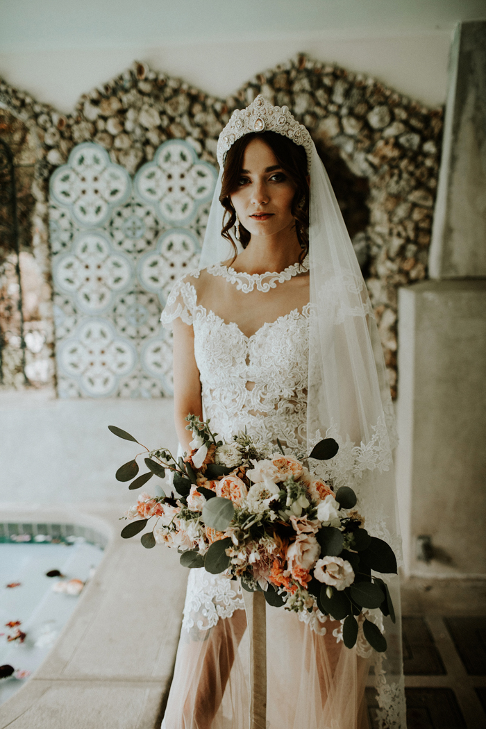 Romantic Budapest Fairy Tale Wedding