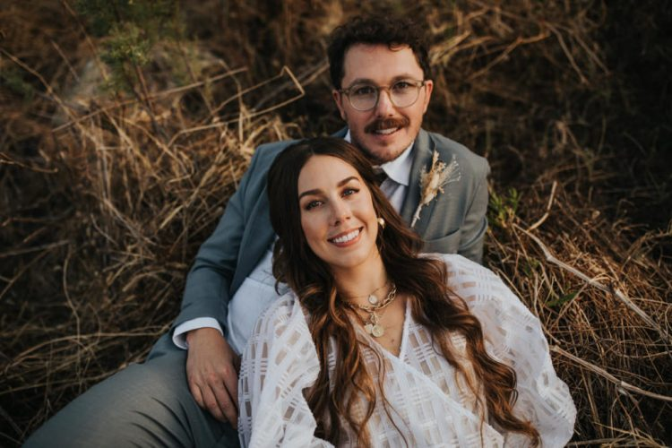 Cool Eclectic Elopement In Portuguese Countryside