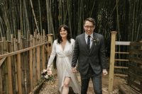 Ren and Ronnie wanted an unforgettable wedding day