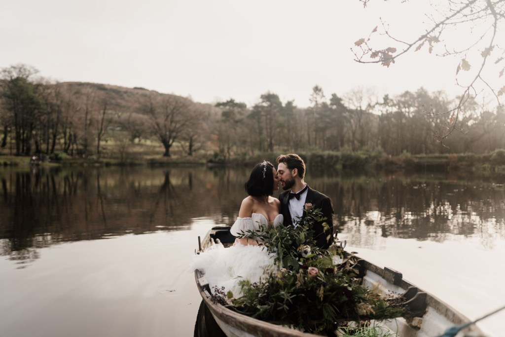A boat ride after the ceremony is a great idea