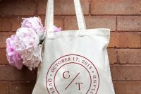 11 a reusable tote encourages an eco-friendly change in your guests' daily habits, it helps to reduce waste from single-use plastic bags