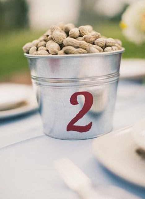 Picture Of Delicious Wedding Nut Ideas And Ways To Display Them 10