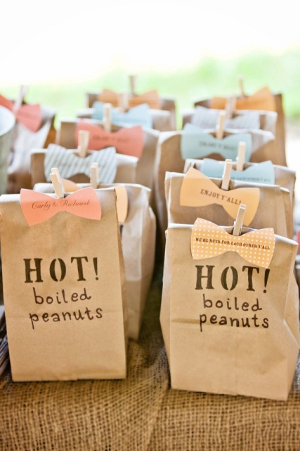 Picture Of Delicious Wedding Nut Ideas And Ways To Display Them 16