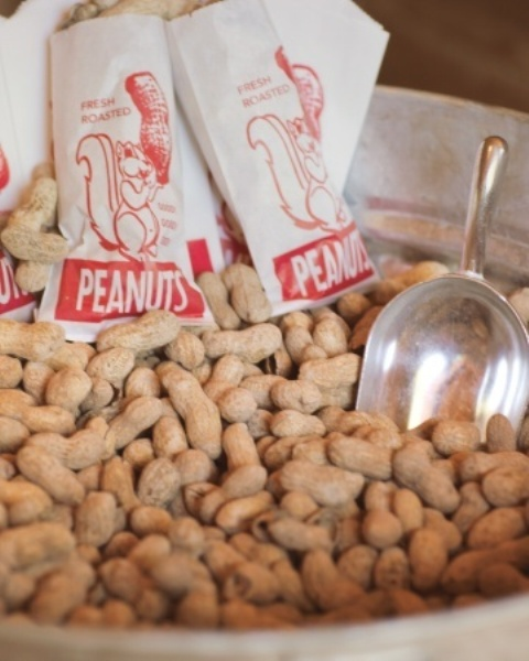 Picture Of Delicious Wedding Nut Ideas And Ways To Display Them 17