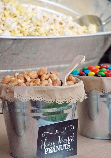 Picture Of Delicious Wedding Nut Ideas And Ways To Display Them 2