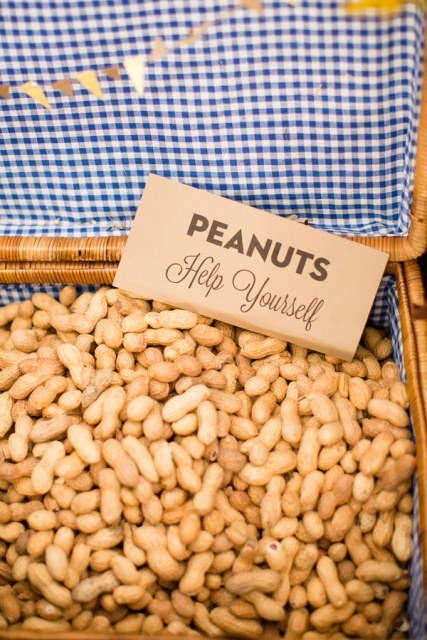 Picture Of Delicious Wedding Nut Ideas And Ways To Display Them 5