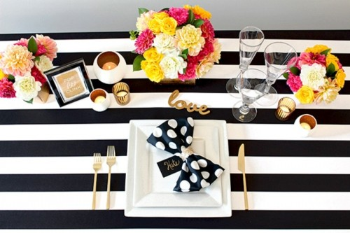 21 Kate Spade Themed Wedding Inspirational Ideas