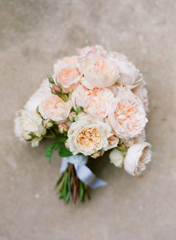 Picture Of most gorgeous garden rose bridal bouquets  6