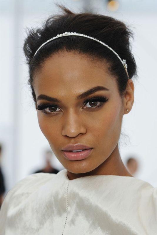 21 Stunning Wedding Makeup Ideas For Dark Skin Tones - Weddingomania