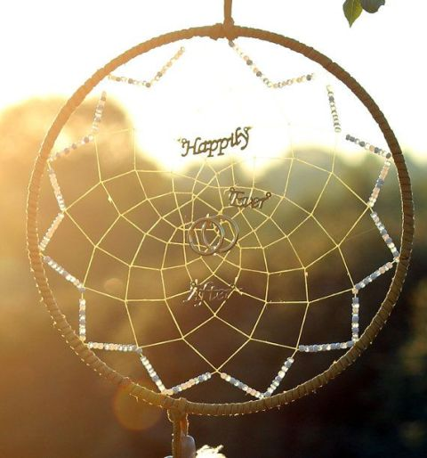 22 Boho Wedding Dreamcatcher Décor Ideas
