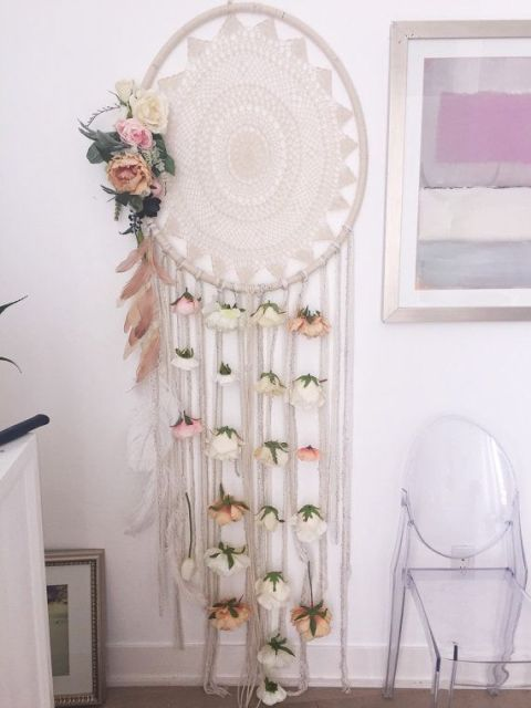 22 Boho Wedding Dreamcatcher D 233 Cor Ideas Weddingomania