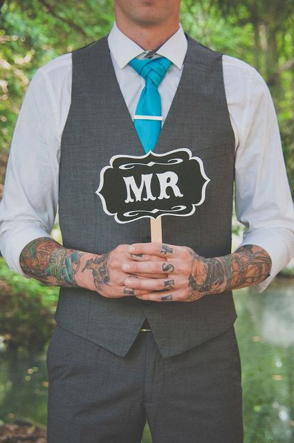 22 Gorgeous Tattoo Groom Looks To Get Inspired