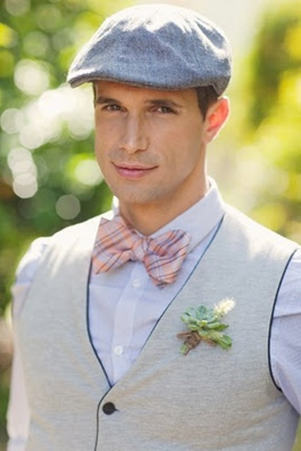 Excellent Wedding Hat Ideas For Your Groom