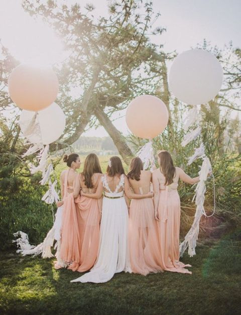Giant Balloon Ideas For Your Big Day