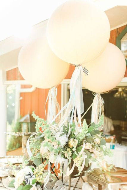 Picture Of Giant Balloon Ideas For Your Big Day 18