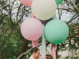 22 Giant Balloon Ideas For Your Big Day3