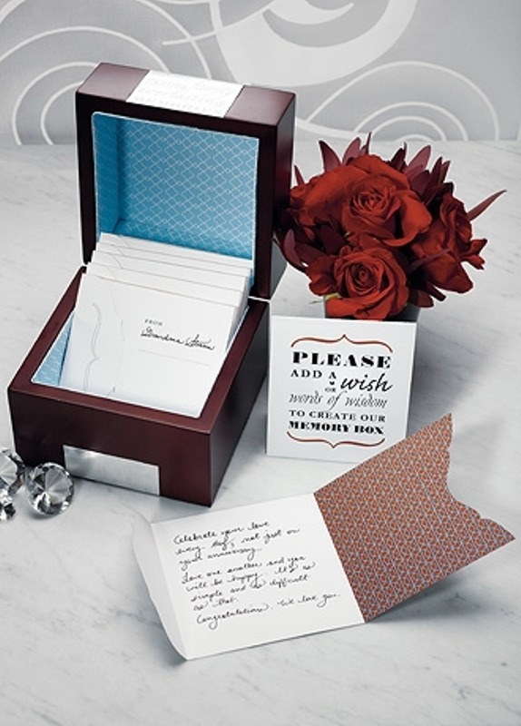 picture of creative wedding card box ideas
